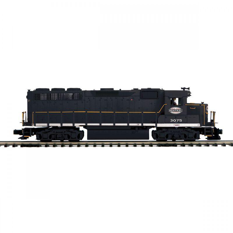 O Hi-Rail GP-40 with PS3 NYC #3075