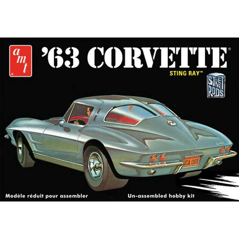 1/25 1963 Chevy Corvette