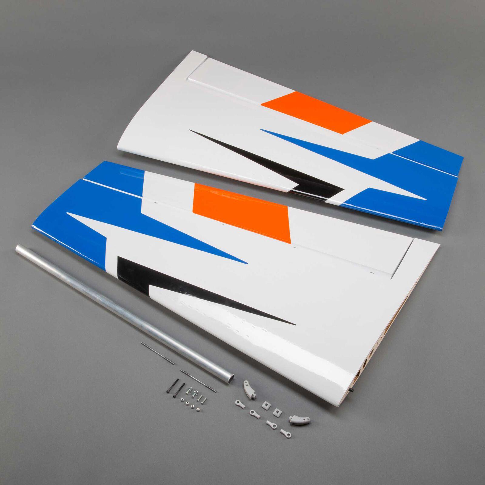 "Wing Set: Slick Aerobat EP 1.20-20cc ARF 67"""