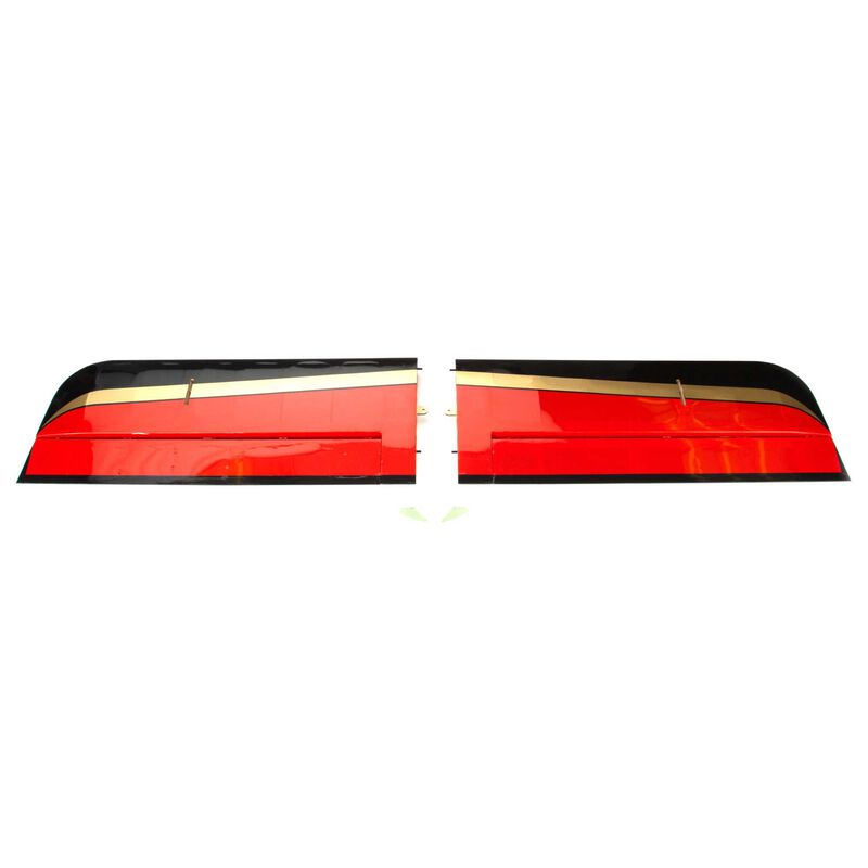 Bottom Wing Set with Aileron L&R: Beast 60e ARF