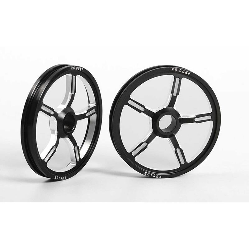 RC Components Fusion Drag Race Front Wheels (2)