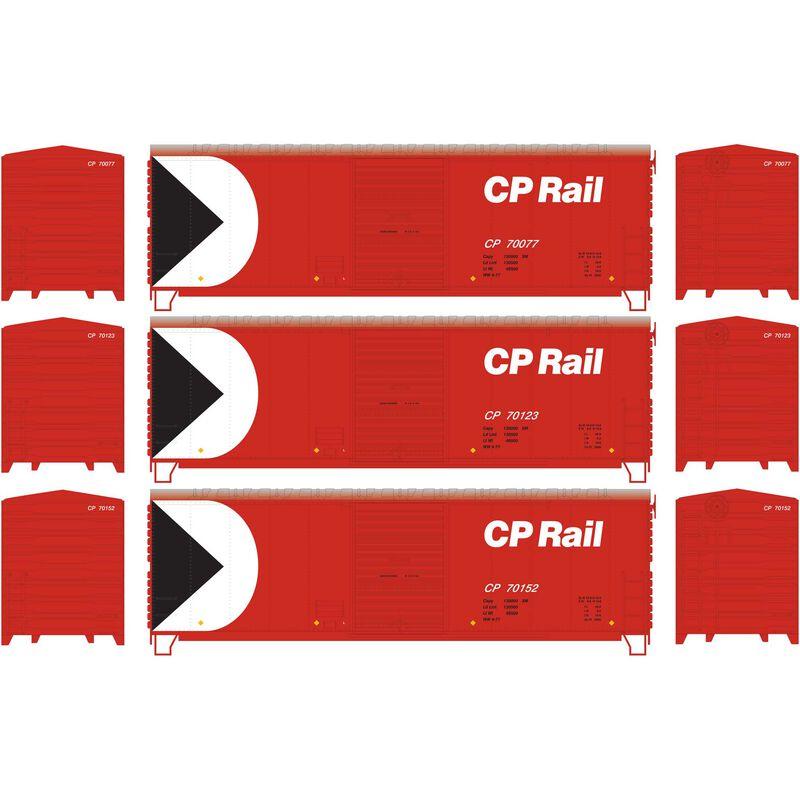 HO RTR 40' Modernized Box CPR (3)
