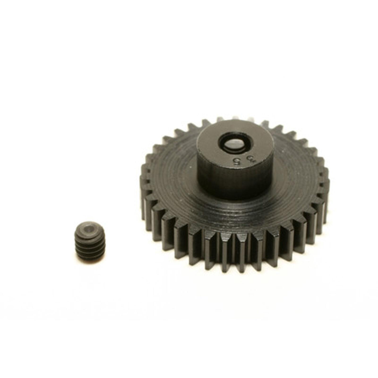 48P Hard Coated Aluminum Pinion Gear, 35T