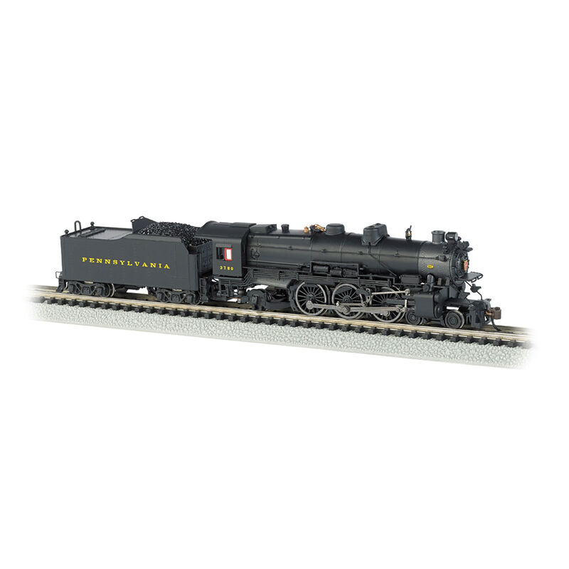 N K4 4-6-2 w/DCC & Sound Value, PRR/Pre-War #5448