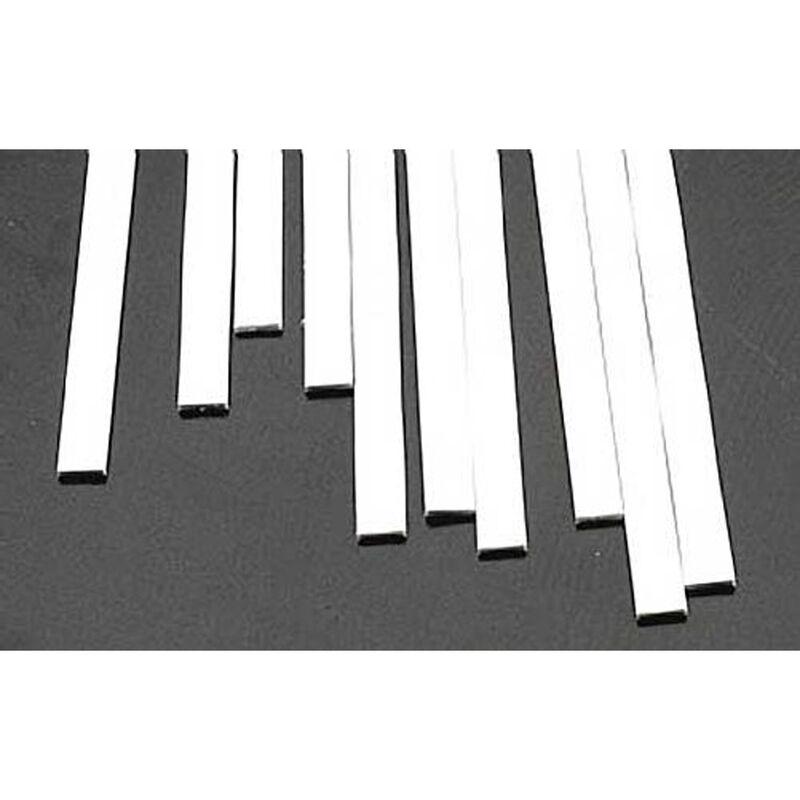 MS-625 Rect Strip,.060x.250 (10)
