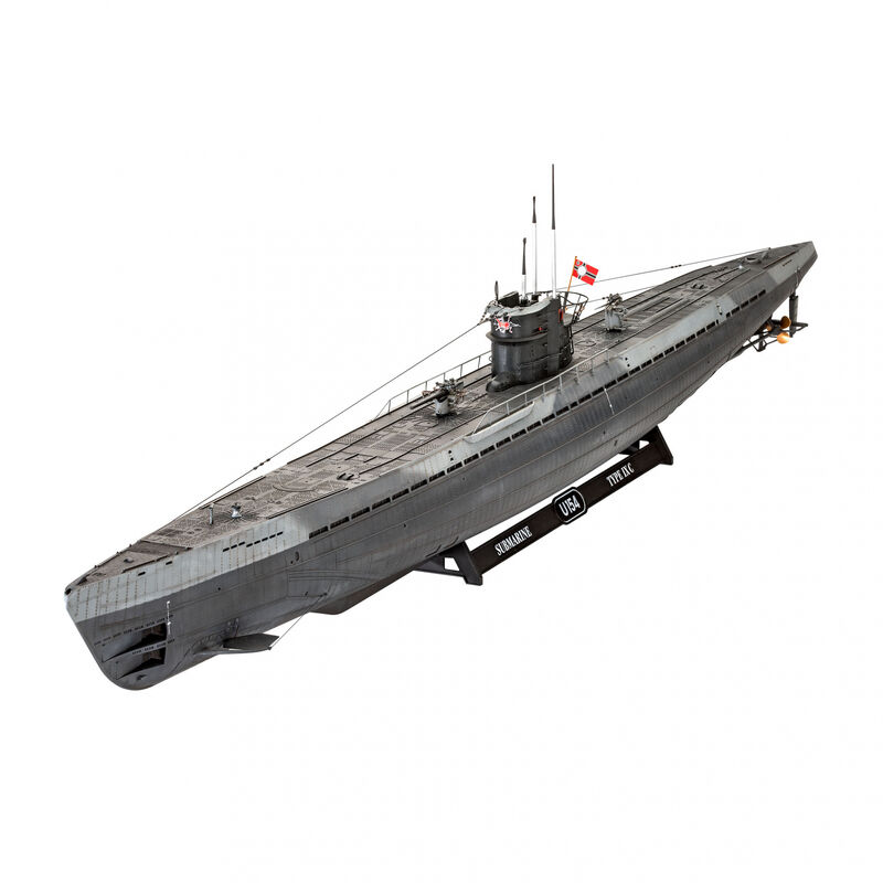 1/72 German Submarine Type IX C U67 U