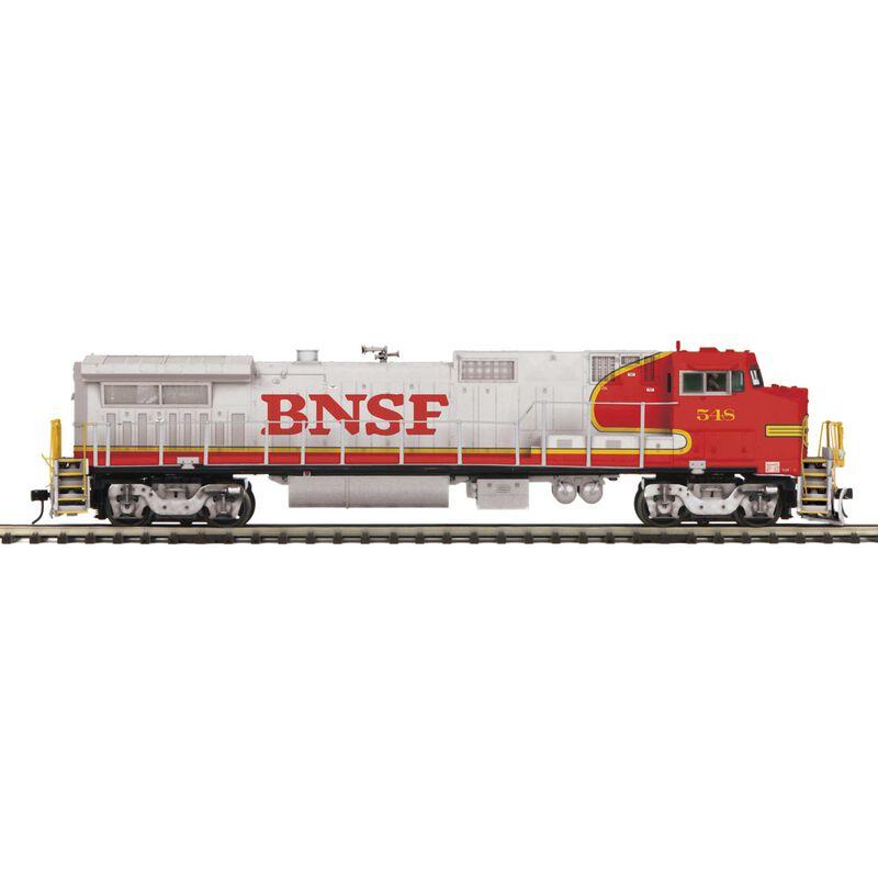 O Hi-Rail Dash 8-40BW w PS3 BNSF #548