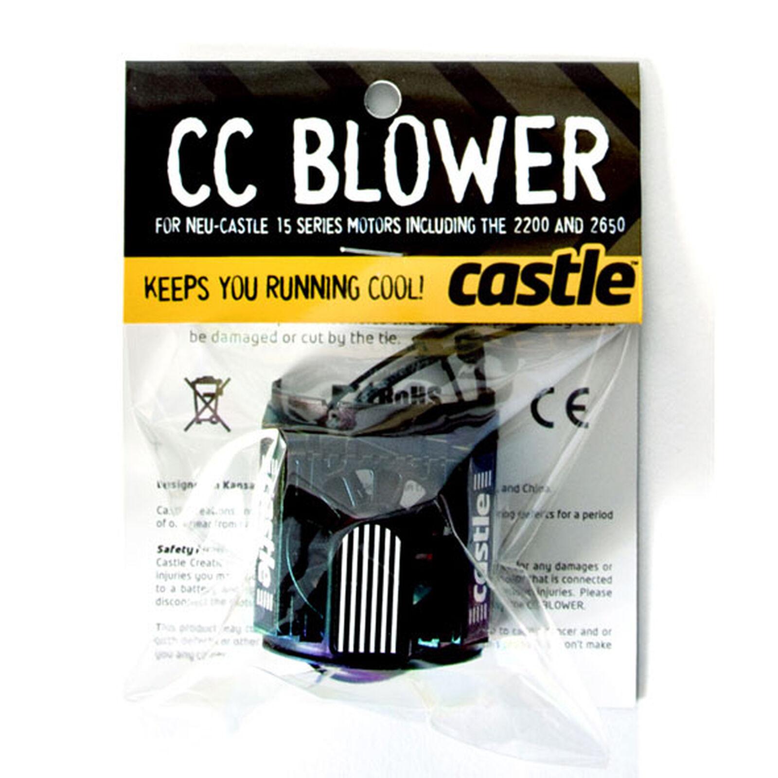 CC Blower 1/8: All 15 Series