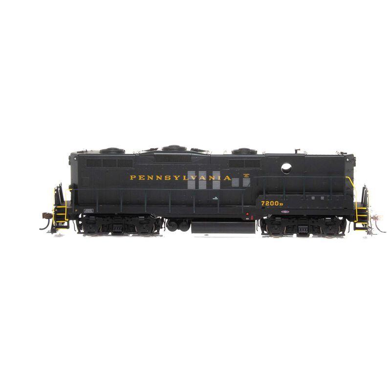 HO GP9 with DCC & Sound PRR #7200B