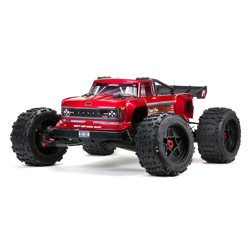 OUTCAST 4X4 8S BLX 1/5th Stunt Truck RTR