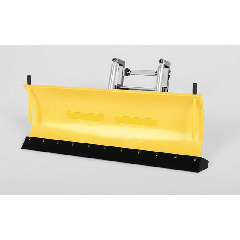 Super Duty Blade Snow Plow Yellow