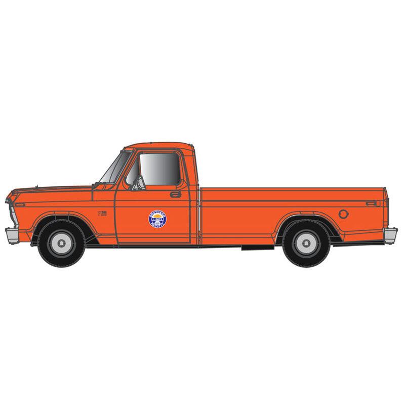 N Ford F-100 Pickup Truck SP (2)