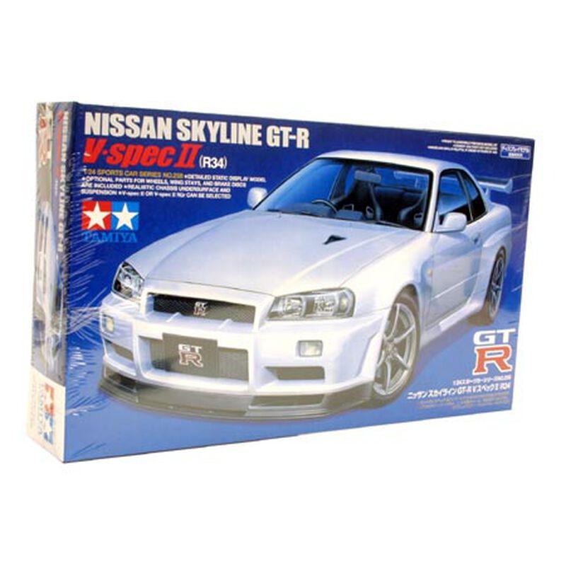 1/24 Nissan Skyline GT-RV