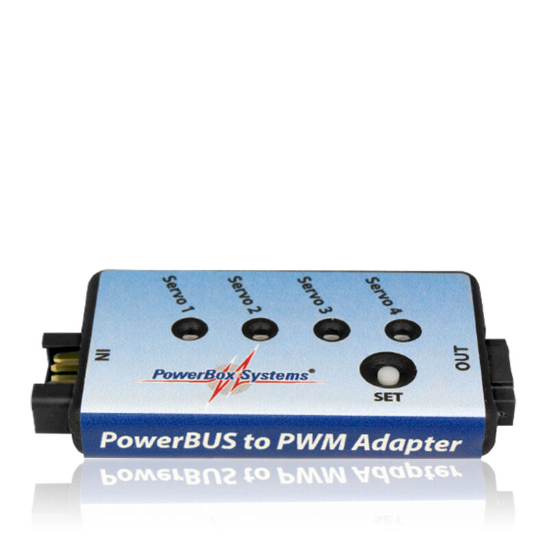 PowerBus to PWM Adapter
