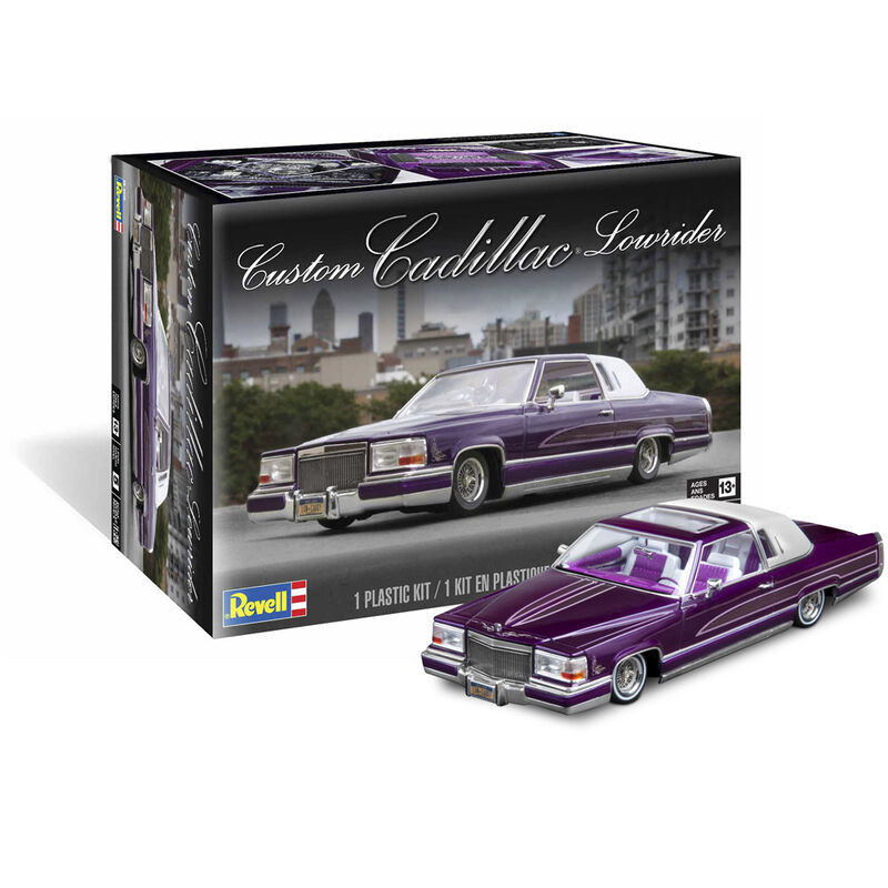 1 25 Custom Lowrider Cadillac