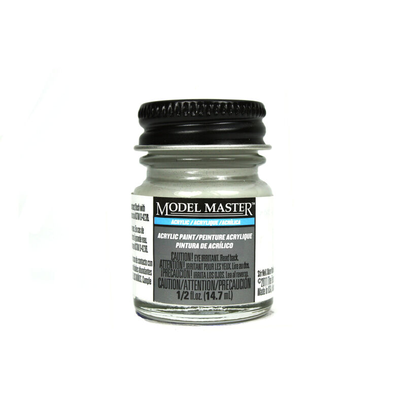 Acryl Flat 1/2oz Gull Gray