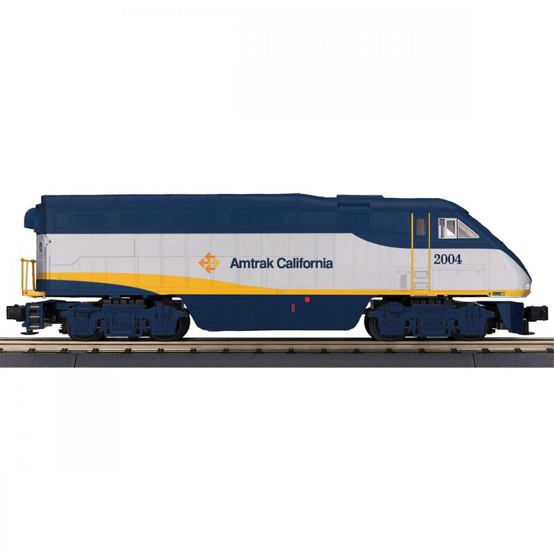 O-27 Imperial F59PHI with PS3 Amtrak #2004