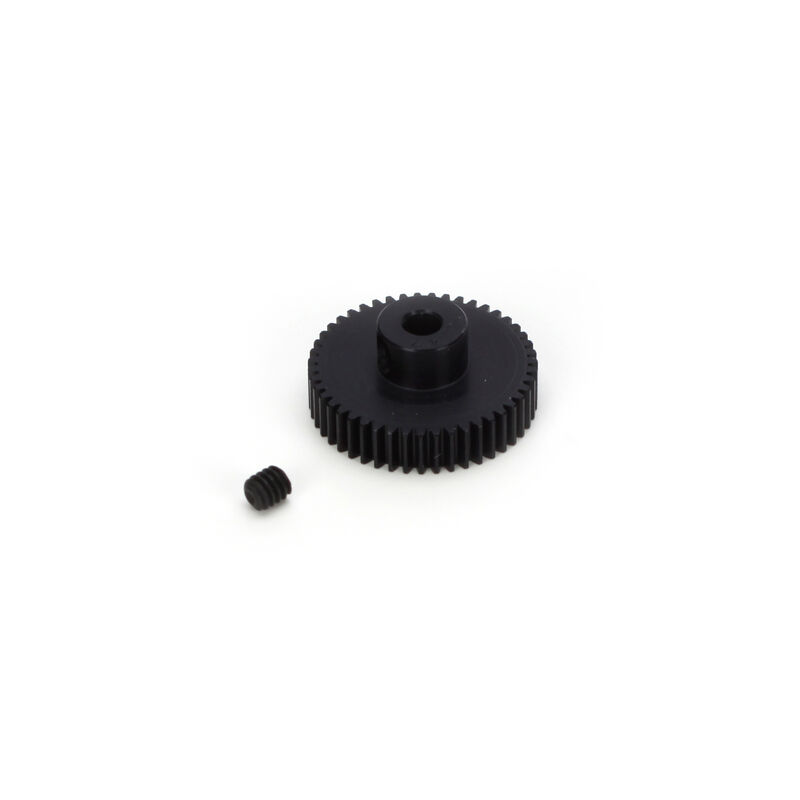 64P Hard Coated Aluminum Pro Pinion Gear, 47T
