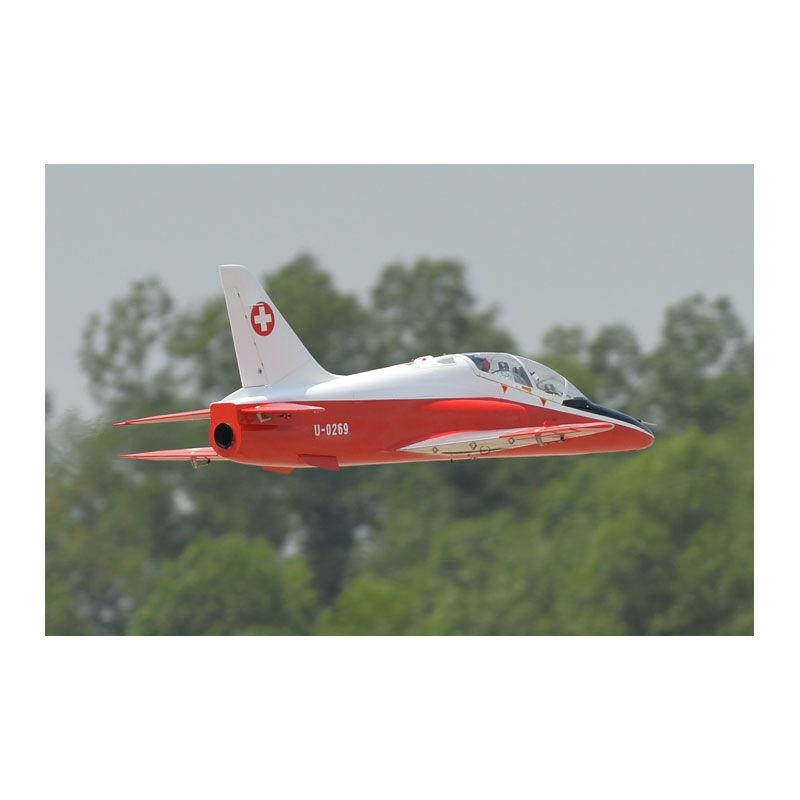 """BAE Hawk Turbine Jet ARF 68.9"""""""