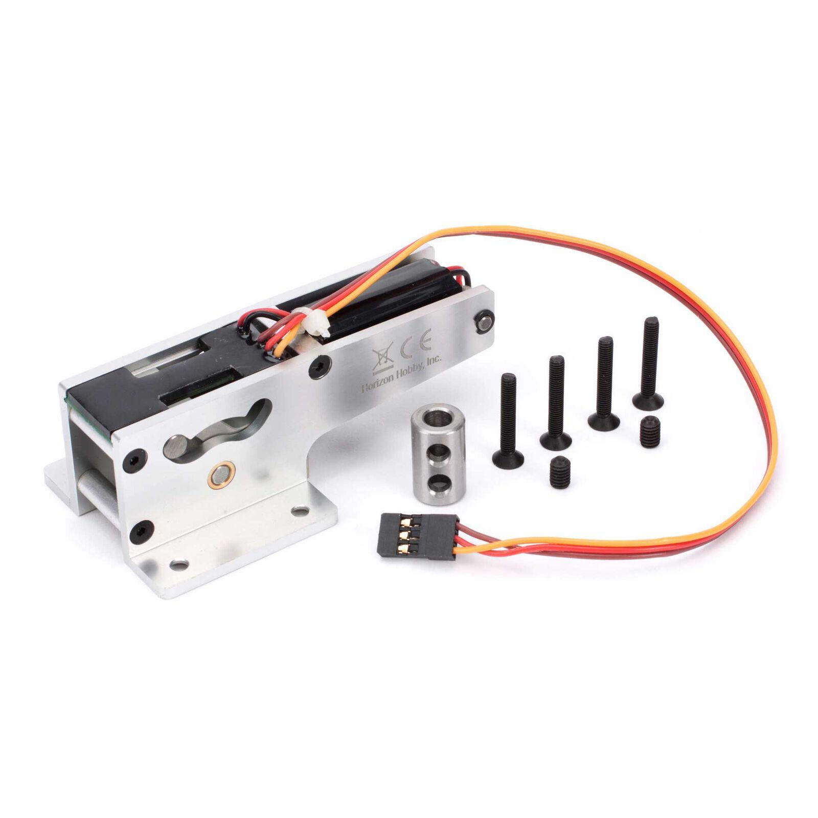60 - 120 81-Degree Strut-Ready Main Electric Retract Unit