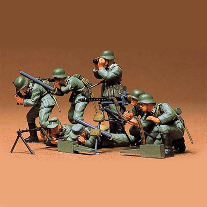 1/35 German Machine Gun Troops
