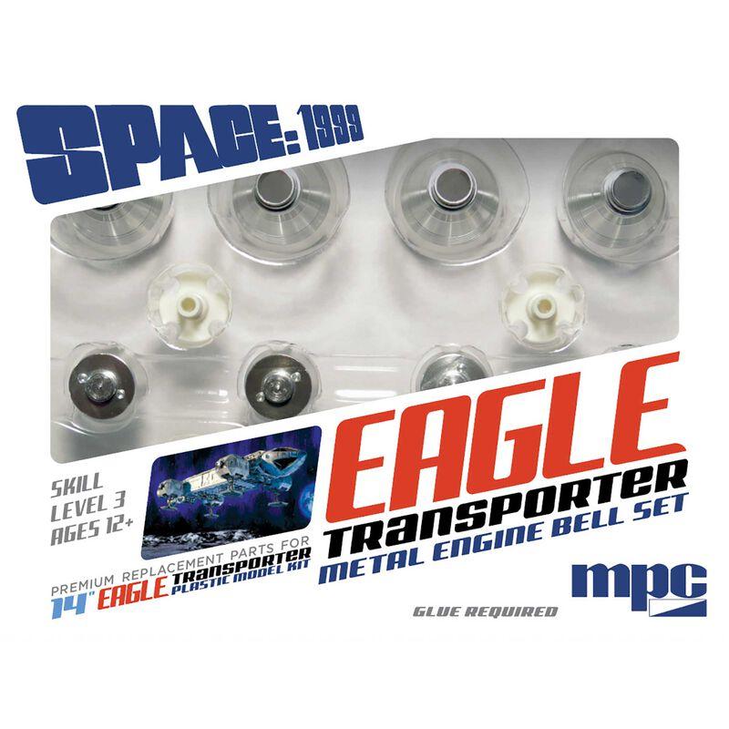 1/72 Space1999 Eagle Metal Engine Bell Set