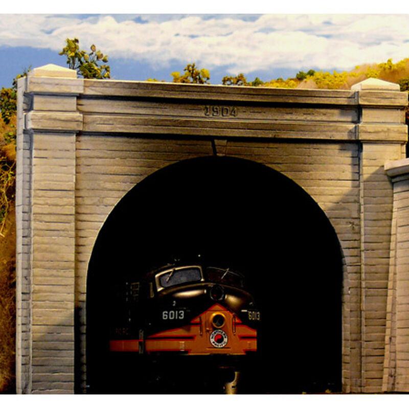 N Double Concrete Tunnel Portal (2)