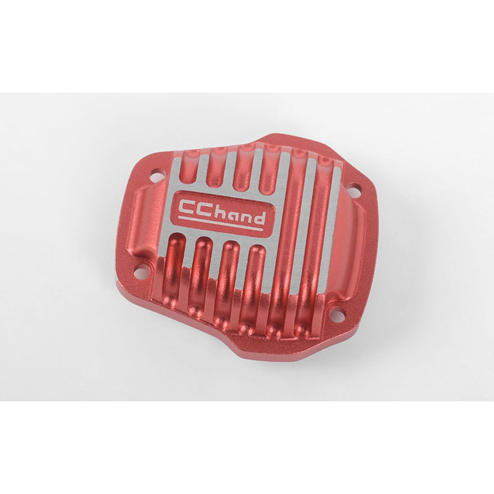 Alum Diff Cover: MST 1/10 CMX with Jimny J3 Body, Red