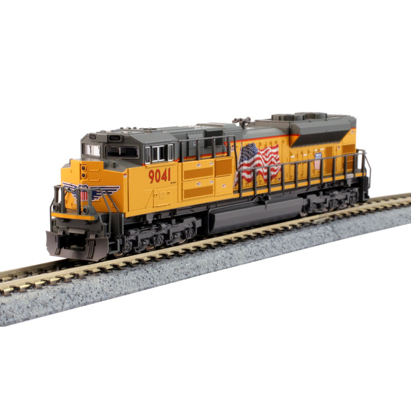 N SD70ACe w TCS DCC UP #9041