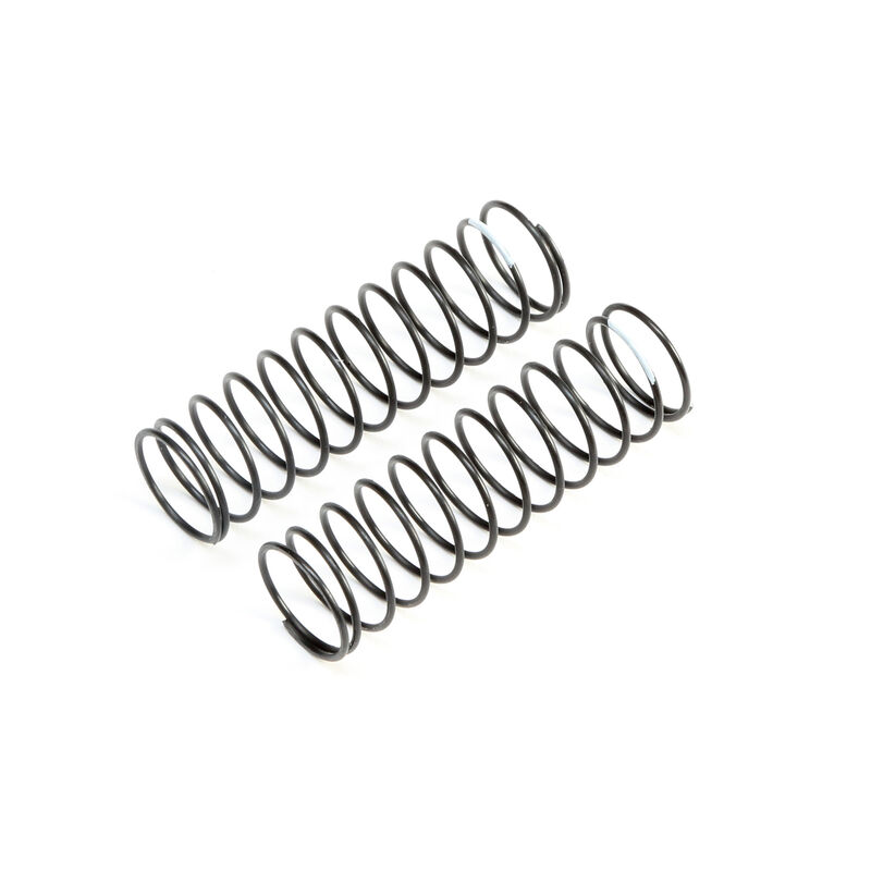 Rear Springs, White, Low Frequency 12mm (2)