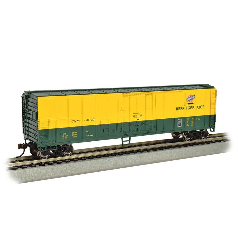 N 50' Steel Reefer, C&NW