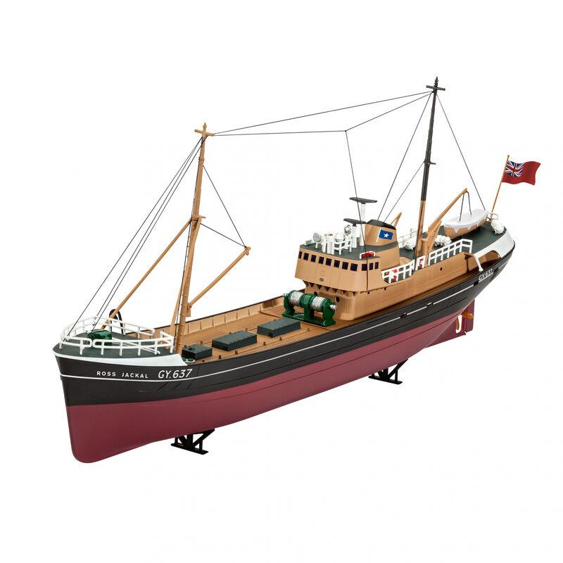 1/142 Northsea Fishing Trawler