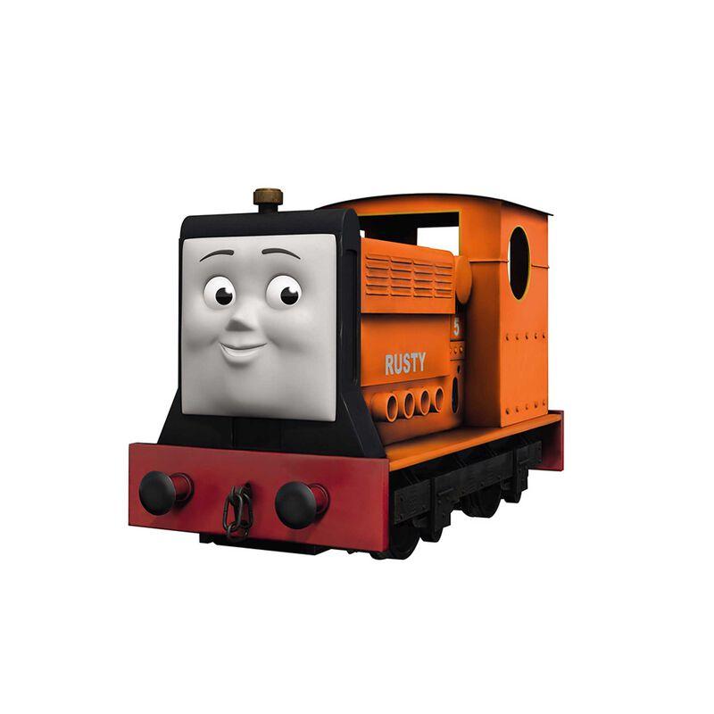 HOn30 Rusty