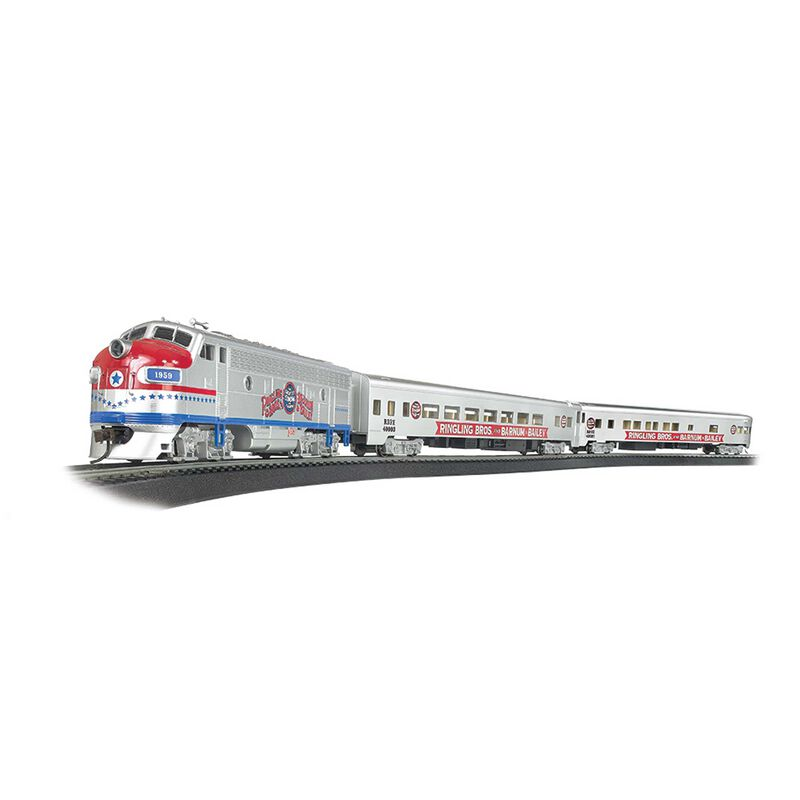 HO The Greatest Show on Earth Special Train Set