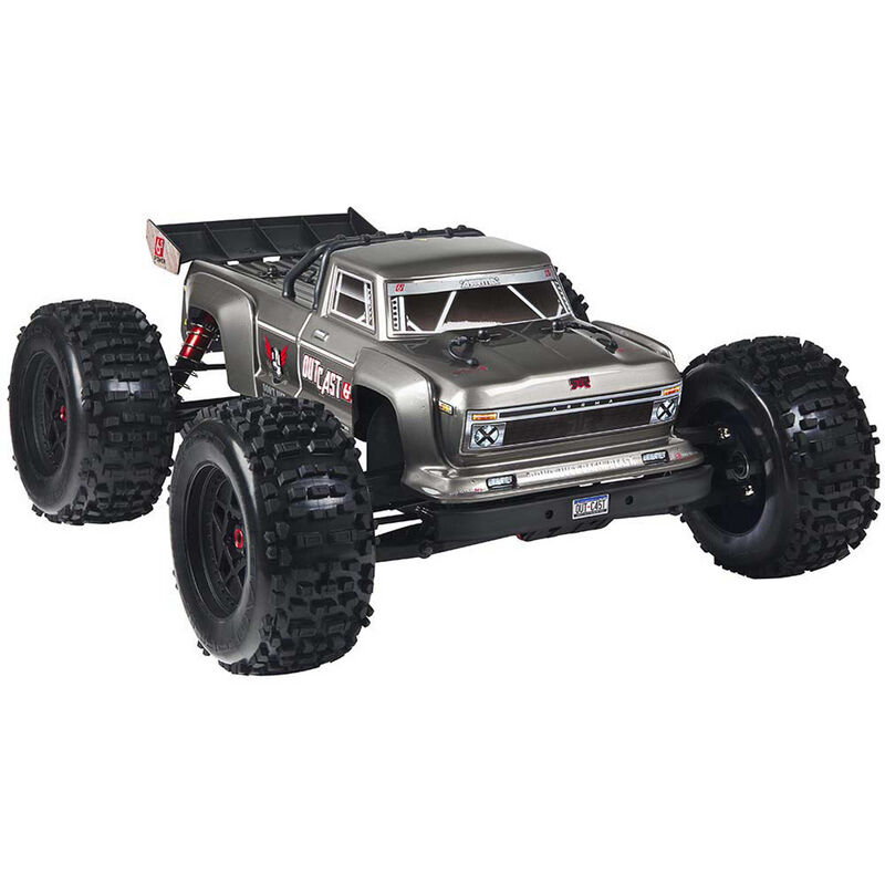 1/8 OUTCAST 6S BLX 4WD Brushless Stunt Truck with Spektrum RTR