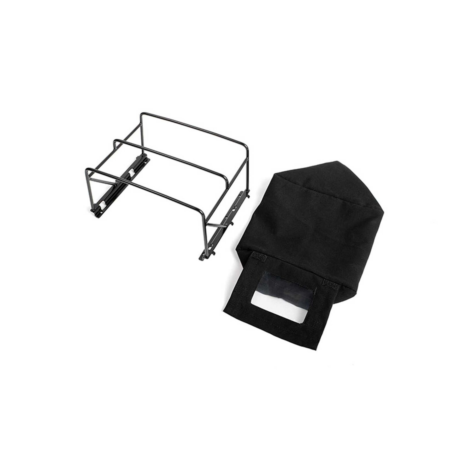 Steel Tube Bed Cage with Soft Top: Gelande II D90