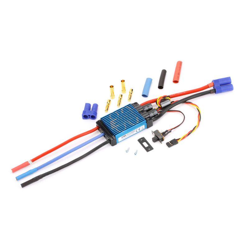 80-Amp Pro Switch-Mode BEC Brushless ESC V2: EC5