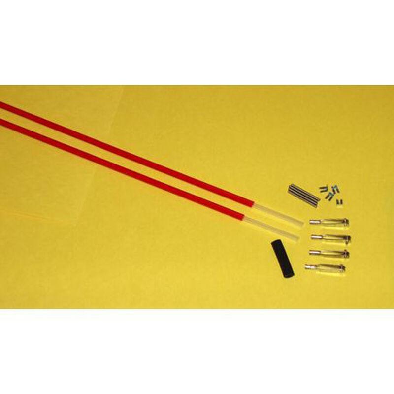 "Gold-N-Rod Flex,2mm,Nylon,36"""