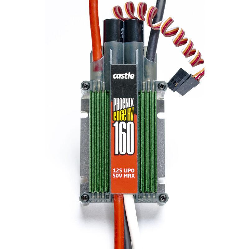 Phoenix Edge 160HV, 50V 160-Amp ESC