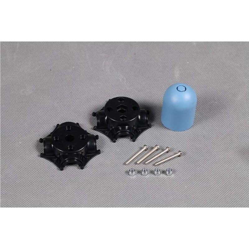 Spinner: F4U-4 1400mm, Blue