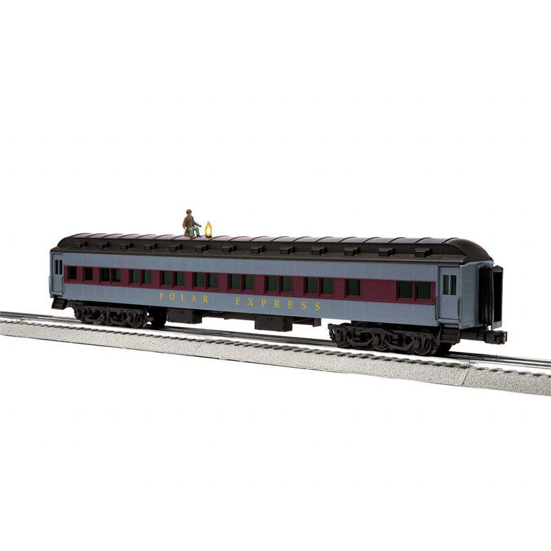 O Passenger The Polar Express Hobo Black Roof