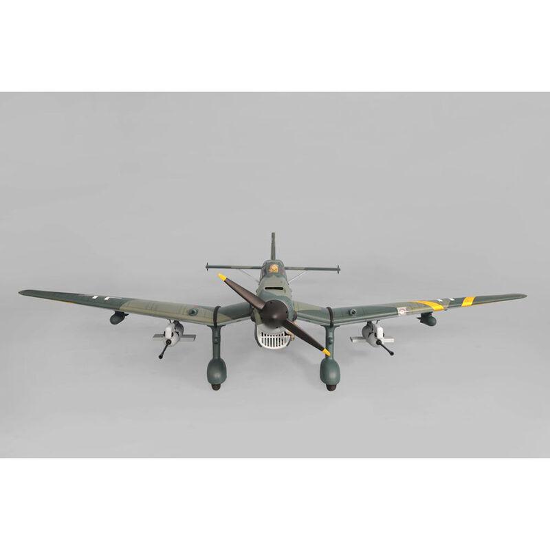"Stuka Ju 87 61cc Gas EP ARF 94.4"""
