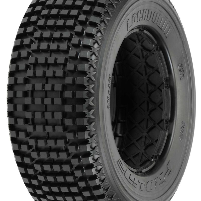 LockDown S2 Tires, No Foam: 5SC R, 5ive-T F/R