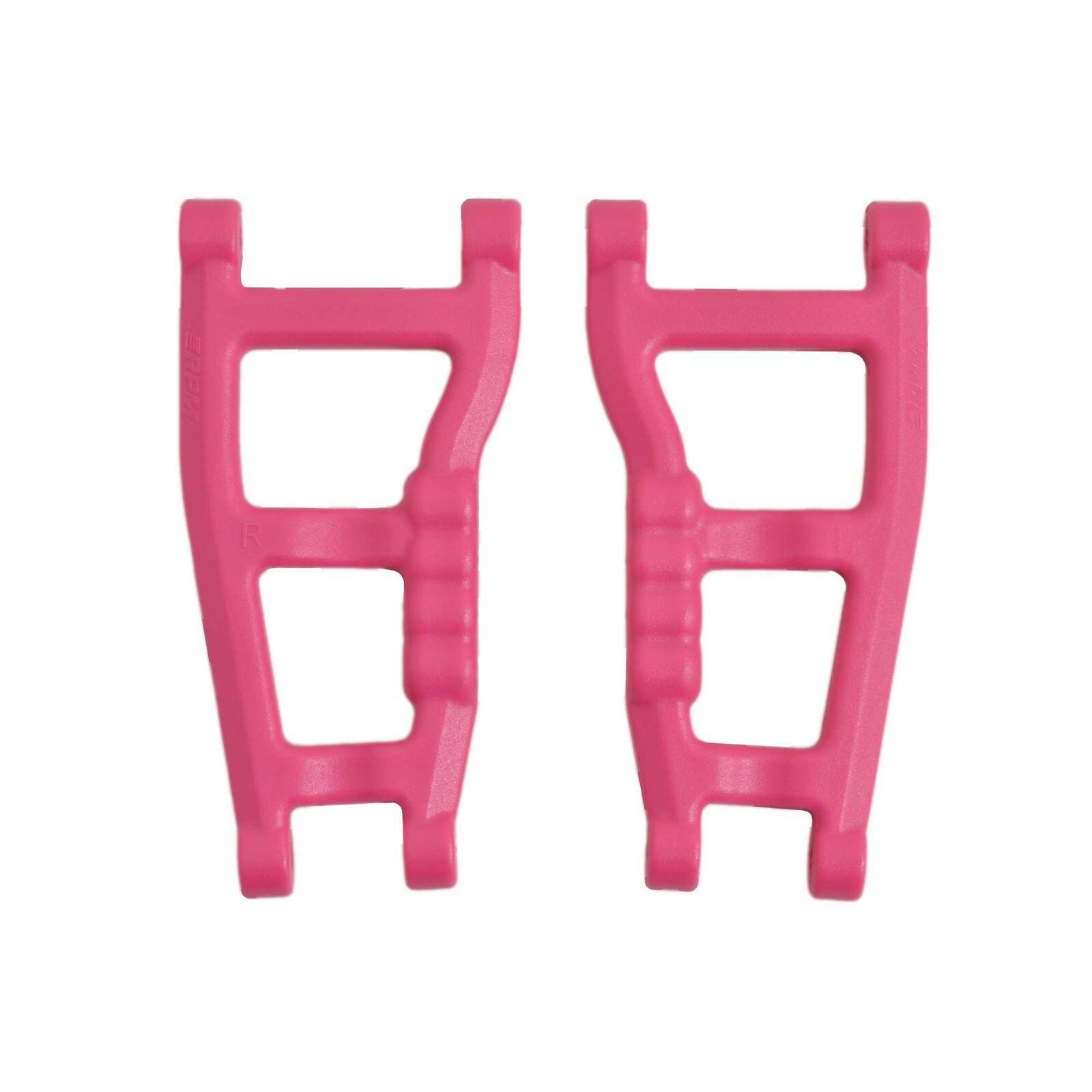 Rear A-Arms: Pink Slash 2WD