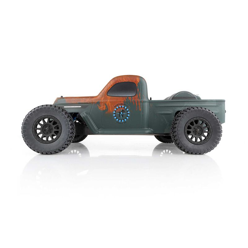 1/10 Trophy Rat 2WD SCT Brushless RTR LiPo Combo