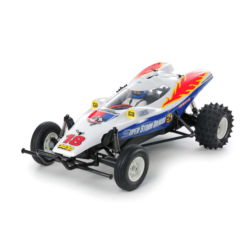 1/10 R/C Super Storm Dragon