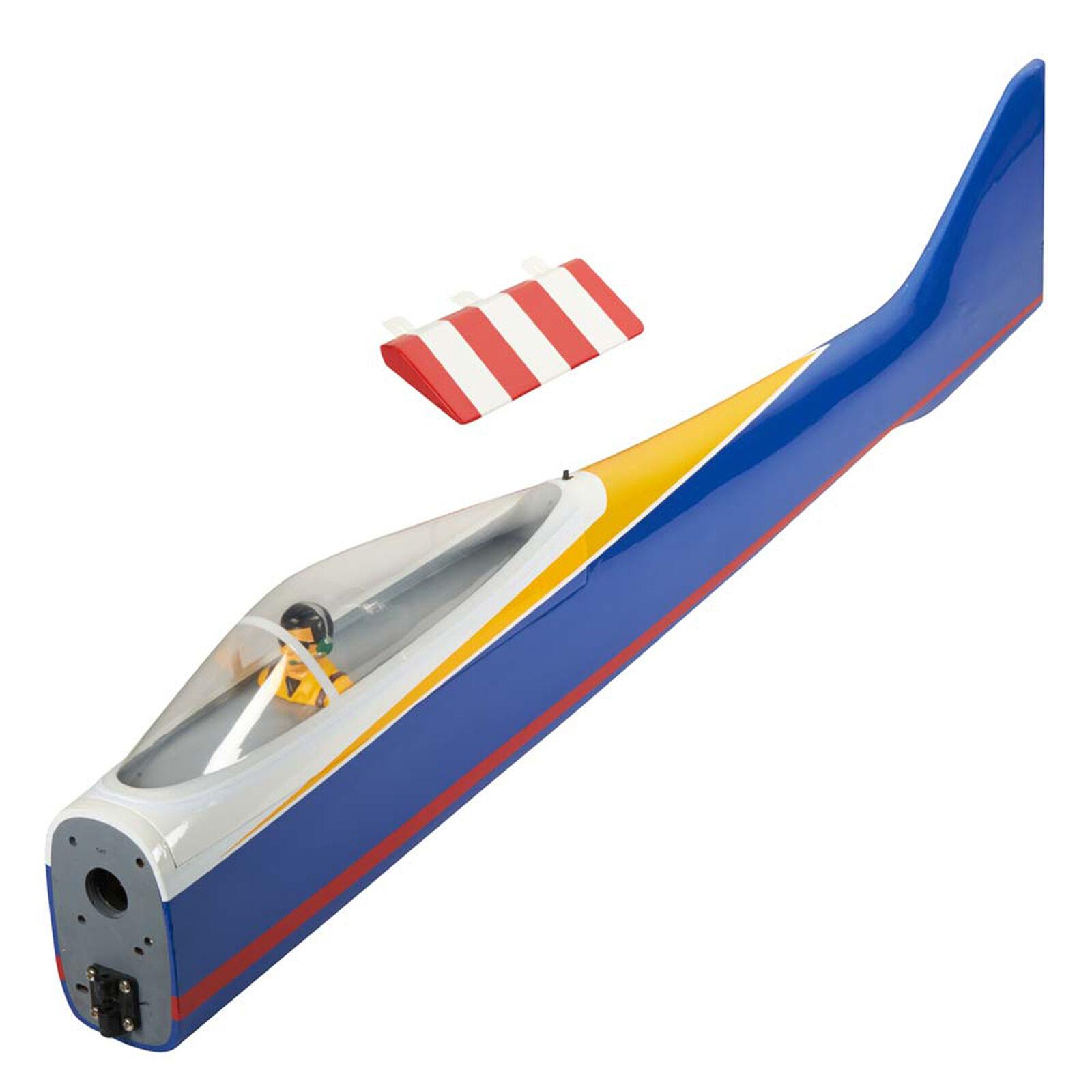 Fuselage Set Typhoon .46-.55 EP ARF