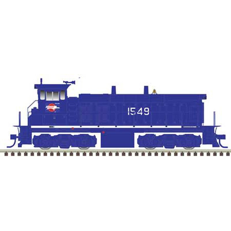 Missouri Pacific 1549 (Blue/White)