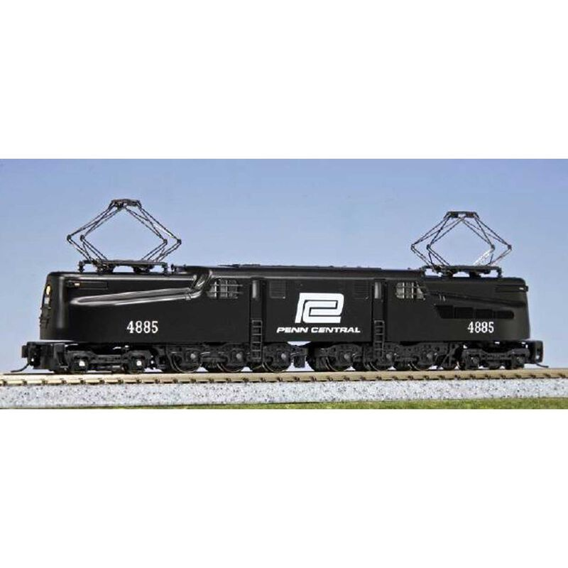 N GG1 Penn Central with Pre-Installed DCC #4885