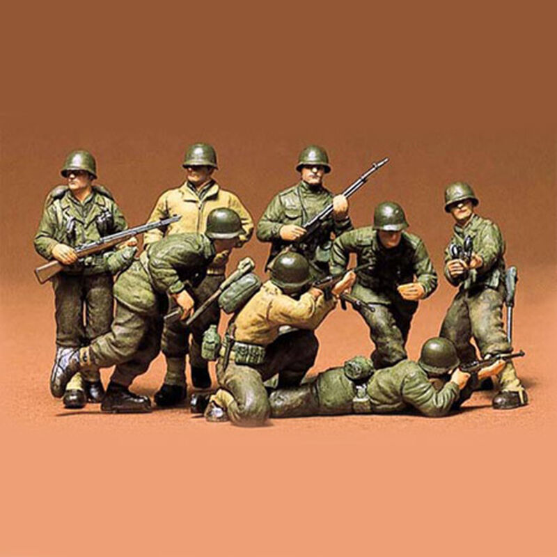 1/35 US Infantry European Theater Kit